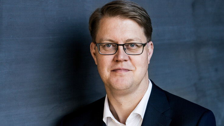 Jens Birgersson (8) CEO, GM