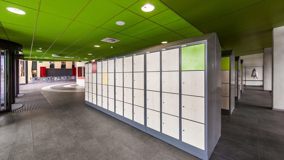 Featured products: Rockfon Color-all®, E24, 1200 x 600
