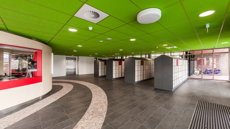 Featured products: Rockfon® Color-all™, 1200 x 600