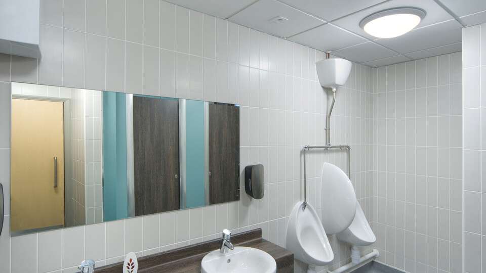 Featured products: Rockfon® Koral™, 600 x 600