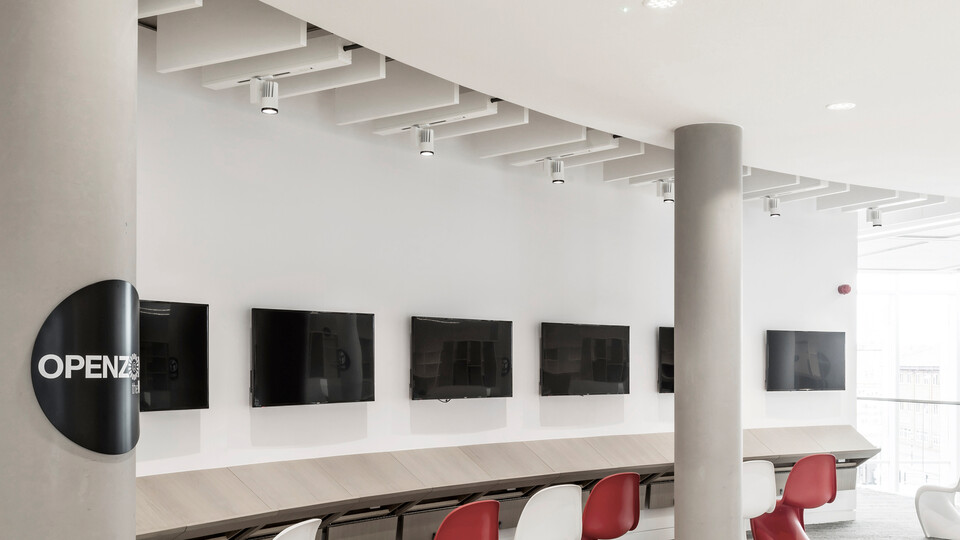 Featured products: Rockfon® Mono™ Acoustic